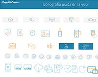 Iconos PagoMisCuentas