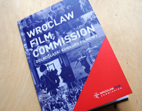 Wroclaw Film Commission / Editorial Design