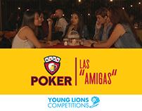 "POKER - Las ""Amigas"" - Young Lions Film 2016"