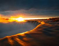 Niagara Falls - Winter