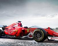 Ferrari F118c 2018 Concept