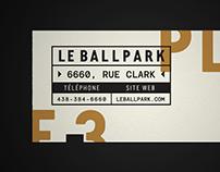 Le Ballpark