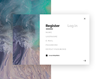 UI/UX | Register