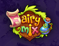 Fairy Mix Game Art (2014)