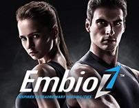 LP SUPPORT-Embio Z Catalog/Graphic Design