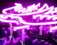 Neon x Tattoo Art