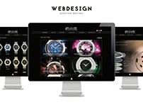 Webdesign Watches Chronograph
