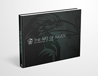 The Art of Raven Book