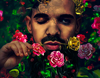 Drake as King Midas