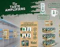 Grolsch Taste Amplifiers
