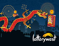 Lotterywest - Chinese New Year