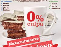 Chocoleit. Diseño publicitario para productos
