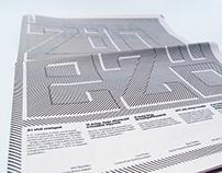 Zinező - Broadsheet Newspaper