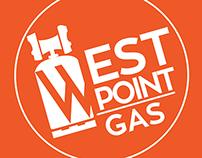 Logo Design - WestPoint LPG Gas