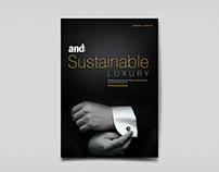 Sustainable Luxury Brochure