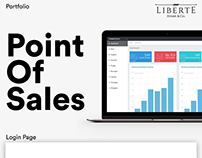 Liberte Point Of Sales (POS) Web App