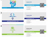 Logo, kurumsal kimlik, kartvizit