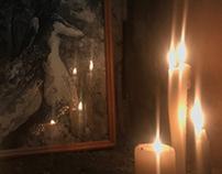 Moonlight mystery wood