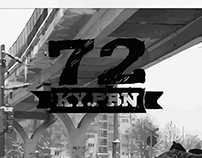 CHKN calligraphy logo