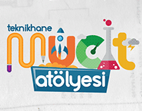 Mucit Atölyesi Logo and Poster Design