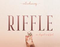 Riffle - Elegant Serif Font (Free Download)
