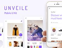 Unveile iOS UI Kit