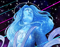 Cosmic deity