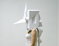Cubism mask