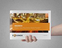 Equinox Brochure - Landscape