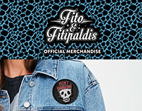 Fito & Fitipaldis Official Merchandise