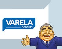 Varela Notícias - Institucional e Audiência