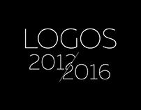 Logo portfolio 2012-2016