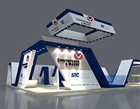 Chaffoteaux et Maury stand Exhibition design