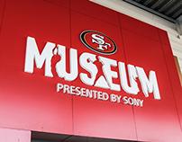 49ers Museum Logo