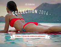 TRIBORD Maillots - Collection 2014