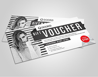 25+ Gift Voucher Templates for a Special Moments