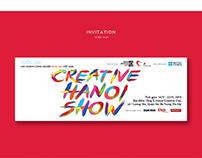 Creative Show Hanoi