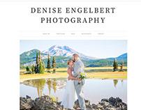 Modern Photography WordPress Design