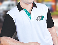 IIIT-Delhi Merchandise | Official Polo Tshirt