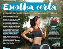 Digital Illustration for the company Lupo (Brazil)