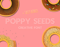 Font Poppy Seeds)