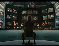 Antman: Screen Graphics + FUI