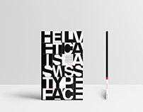 Design: Helvetica Dust Cover