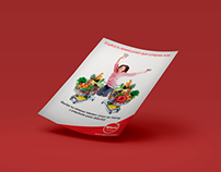 Flyer's - Wong y Metro Cencosud