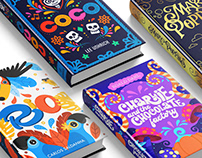 Lettering+Illustration | Book set
