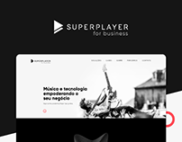 Superplayer Business // Landing Page