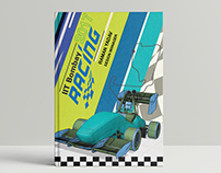 Cover Design // IIT Bombay Racing