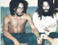 Bob Marley and Lee Jaffe / Humanity Magazine (2015)