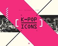 'KPOP_ICONS' OPENER test work
