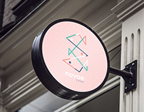 Novae Food - Brand Identity, bowl bar